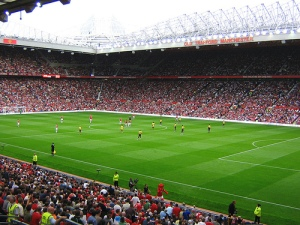 Old Trafford: Quieted by Arshavin
