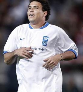 Let's hope Ronaldhino doesn't go Ronaldo on us