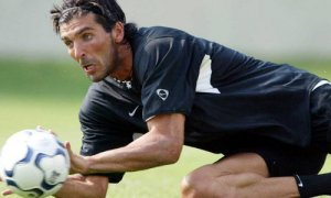 Buffon: Not donning a new jersey