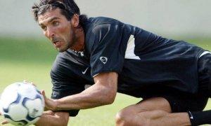 Buffon: Not donning a new jersey