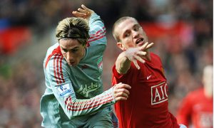 Torres & Vidic: Entangled again come Sunday