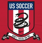 Don't Tread on Me, USMNT