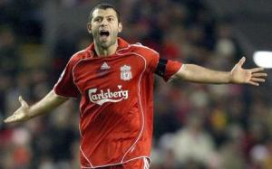 Mister angry is back for Liverpool. I hope he stays but something tells me is out this summer