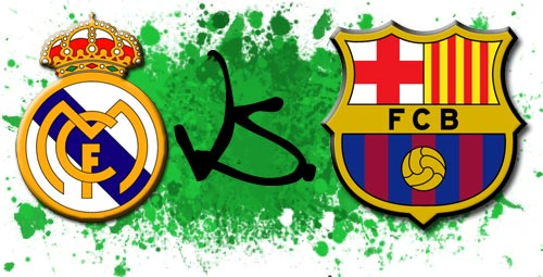 LIVE: Toos u daawo ciyaarta Real Madrid vs Barcelona