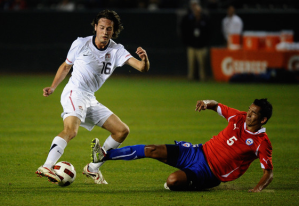 Just where in the pecking order is Diskerud?