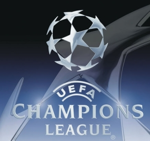 Champions League image real madrid spurs