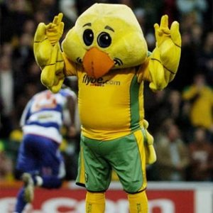 Big Impact: The Norwich City Canary