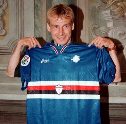 Jurgen Klinsmann, Genoa, Italy, Clint Dempsey