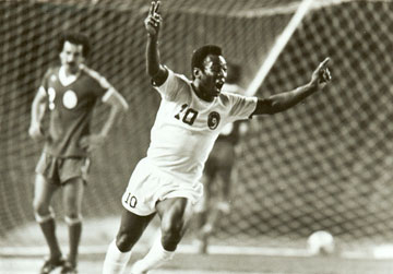 Pele once captured imaginations at Yankee Stadium...