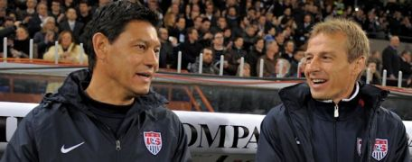 Asst. Martin Vasquez and head man Jurgen Klinsmann have seen Canada get the better of the States tactically in their term. Will it be the same on Tuesday?