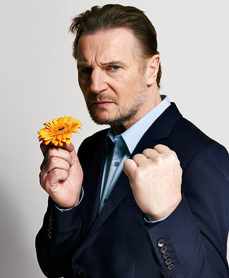 Liam Neeson, Cystal Palace Super Fan