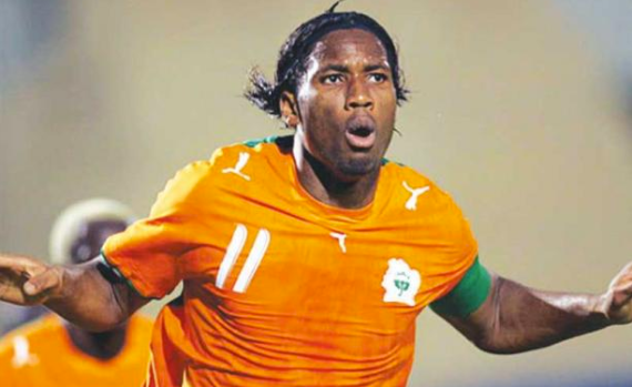 Drogba and the Ivory Coast again the favorites...