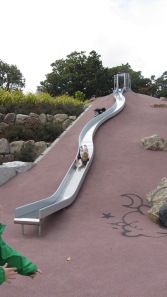 The Big Slide at Dolores..