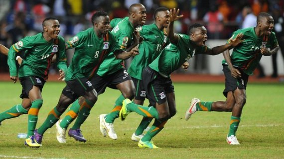 Zany .... Zambia...