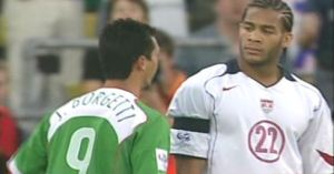 These guys got every reason for the staredown in CONCACAF....