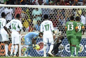 Nigeria v. Zambia...