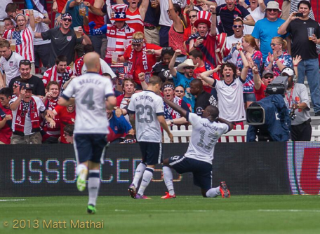 Will Jozy Altidore being rockin' the Usain Bolt celebration Friday? Read on....