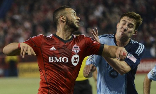 MLS Players: Taking it on the chin on the field, but much more so off.