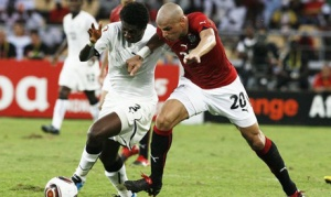 In January of this year, the Blacks Stars tagged Bradley's Egypt squad in a tune-up match in the UAE, 3-0.