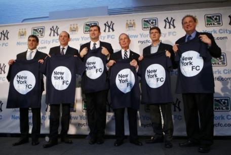 Mayor Bloomberg is ... sad.