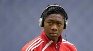 Alaba sets the beat for Das Team