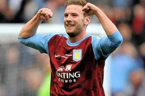 Weimann for the Villians today.