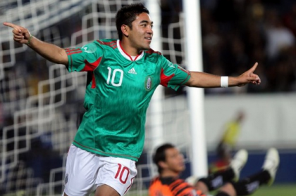 Marco Fabian looks to impress...and get on that all important South American radar Thursday.