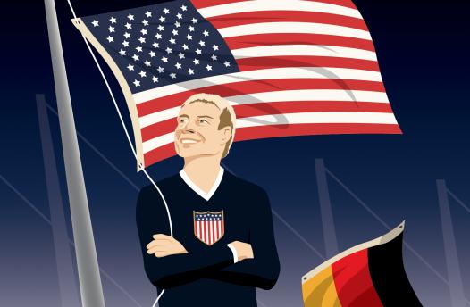 Klinsmann: Divided, he stands?