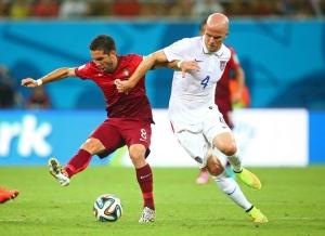 Bradley looking to keep his head up against Germany...