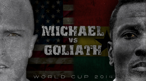 USA v. Ghana. Round III. For whom the bell tolls....