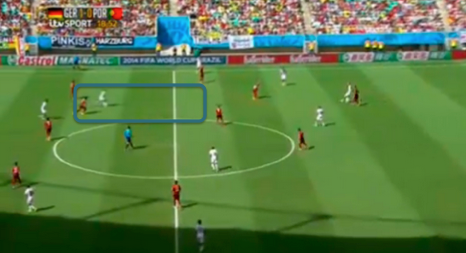 Germany loads up on the Veloso-Alves Chasm. Masterclass from Low.
