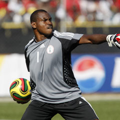 Thankfully, Nigeria has the backing of Enyeama