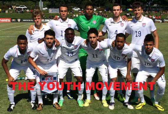 U20 MNT starting ix
